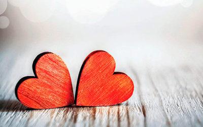 ¿Regalo original de San Valentín?